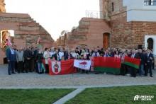 Ошмянский район встретил участников республиканского автопробега «Символ единства»