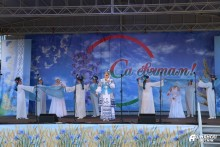 День Независимости отметили в Ошмянах