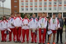 Первый районный фестиваль бега «Ошмянская пятерка»
