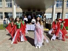 Последний школьный звонок прозвучал для выпускников Ошмянского района